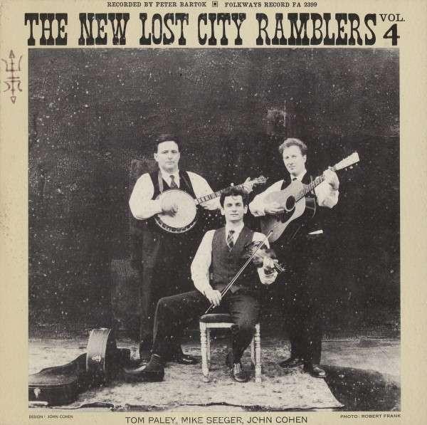 New Lost City Ramblers Vol. 4