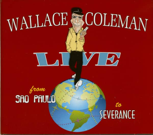 Live From Sao Paulo To Severance (CD)