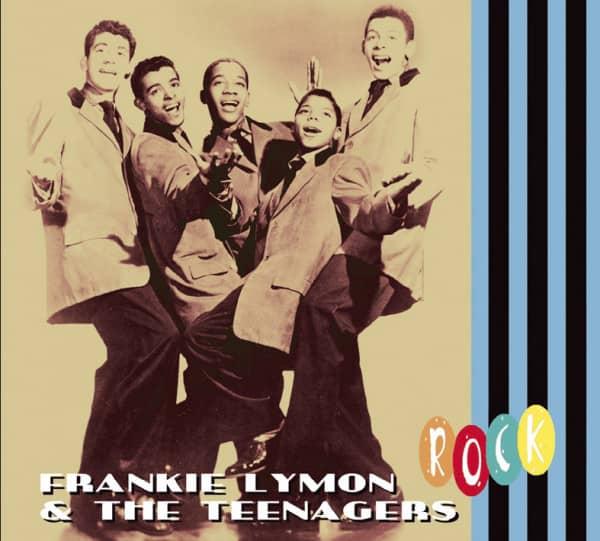Frankie Lymon - Frankie Rocks