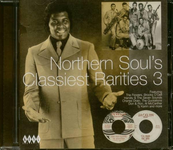 Northern Soul's Classiest Rarities Vol.3 (CD)