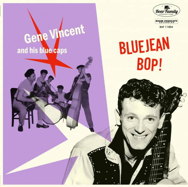 Bluejean Bop! (LP, 10inch, Ltd.)