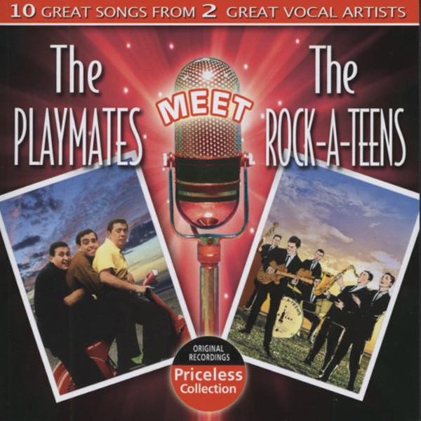 The Playmates Meet The Rockateens