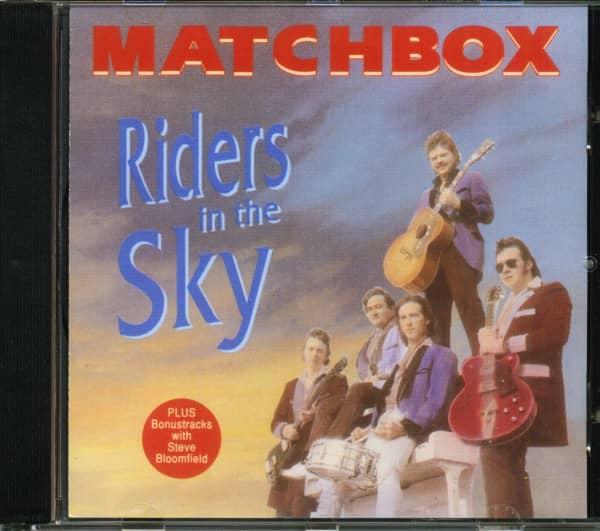 Riders In The Sky (CD)