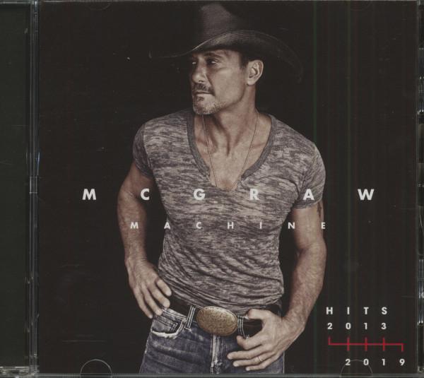 McGraw Machine Hits 2013 - 2019 (CD)