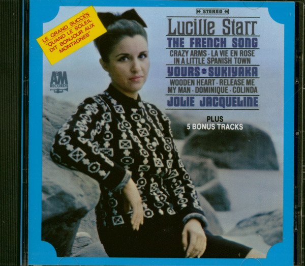 The French Song (CD)