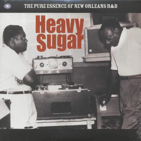 Heavy Sugar (2-LP)