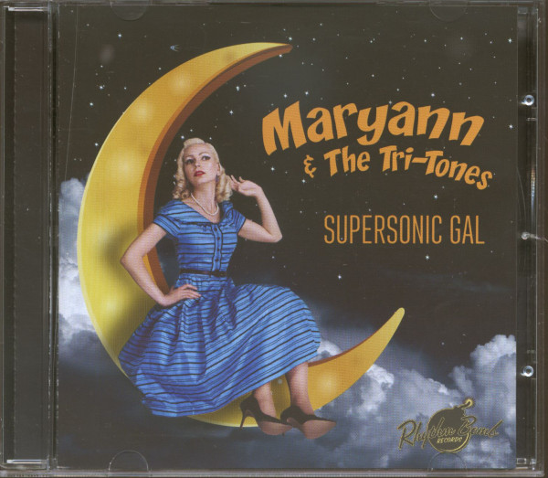 Supersonic Gal (CD)