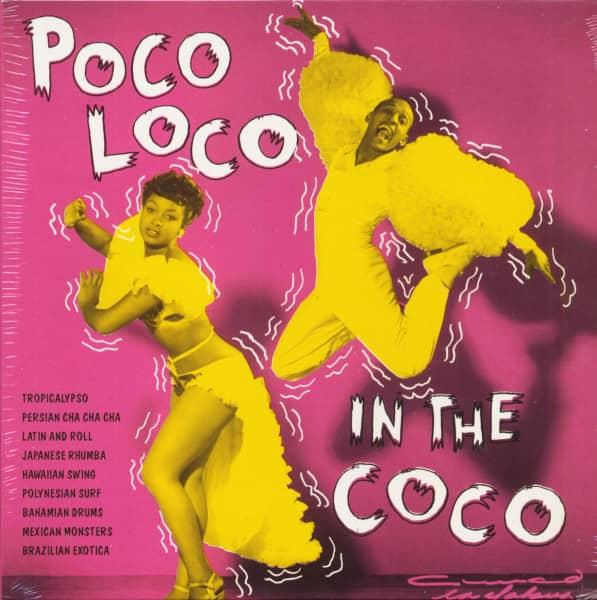Poco Loco In The Coco Vol.1 (LP)