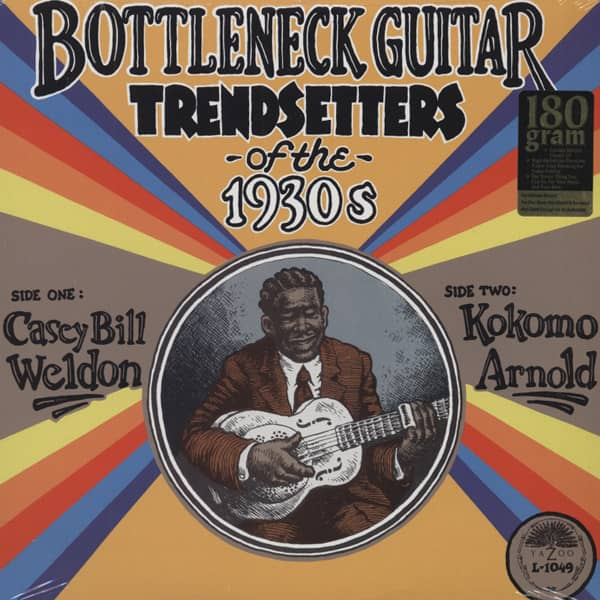 Bottleneck Guitar Trend Setters Of The 1930's