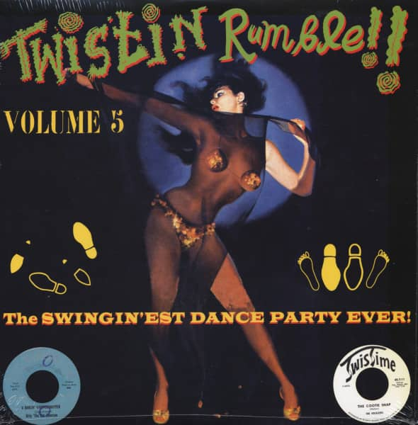 Twistin Rumble! Vol. 5