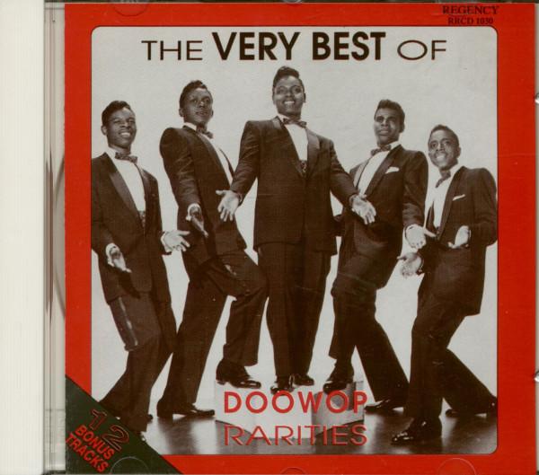 The Very Best Of Doo-Wop Rarities Vol.1 (CD)