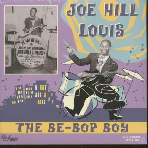 The Be-Bop Boy (LP, 10inch)