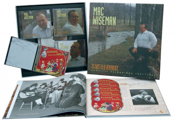 'Tis Sweet To Be Remembered (6-CD)