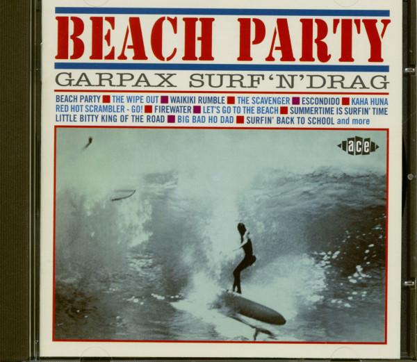 Beach Party - Garpax Surf & Drag (CD)