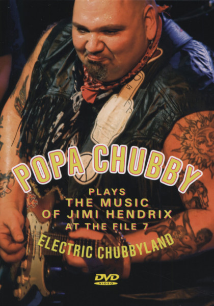 Electric Chubbyland - The Music Of Jimi Hendr