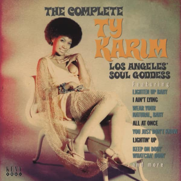 Los Angeles' Soul Goddess - The Complete