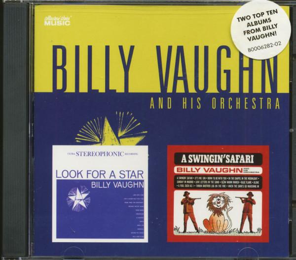 Look For A Star - A Swingin' Safari (CD)