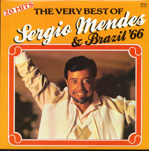 The Very Best Of Sergio Mendes & Brazil '66 (LP)