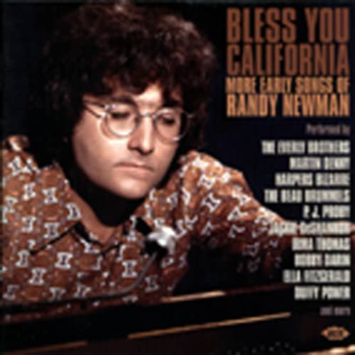 Bless You California - Randy Newman II
