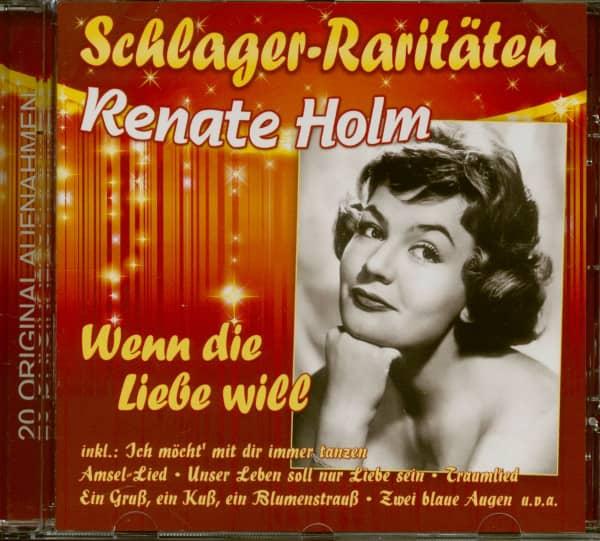 Schlager Raritäten (CD)