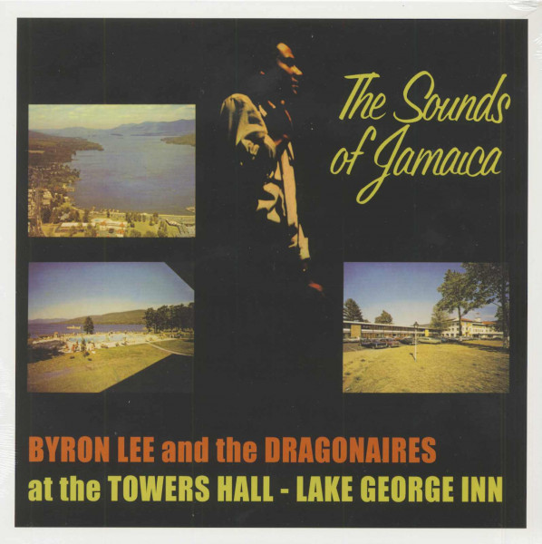 The Sounds Of Jamaica: At The Towers Hall - Lake George Inn 1963 (LP, Ltd., Vinyl 180g )