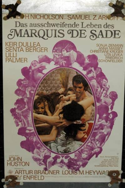 Marquis de Sade (J. Houston)