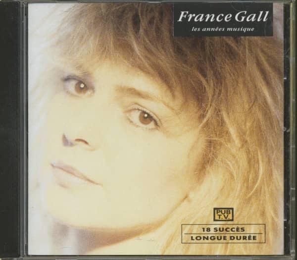 Les Annees Musique 1975-87 (CD)