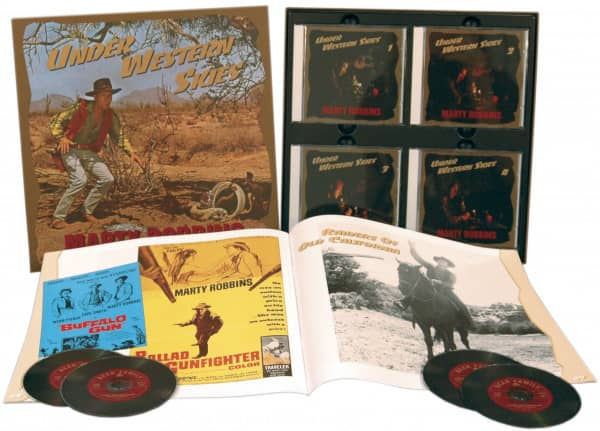 Under Western Skies (4-CD)