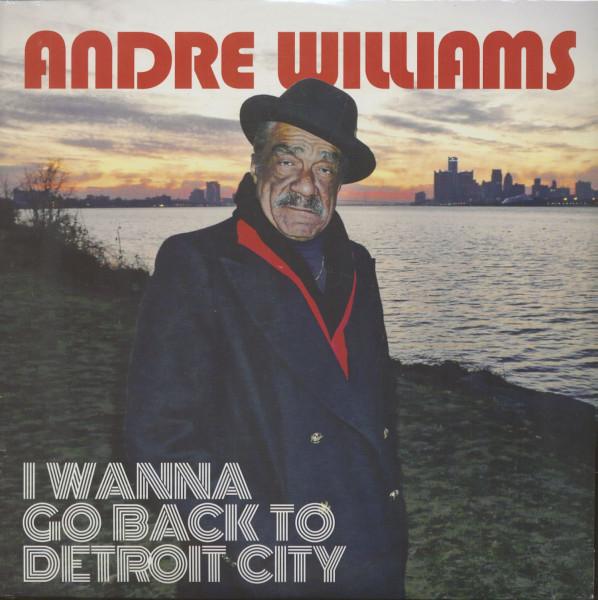 I Wanna Go Back To Detroit City (LP)