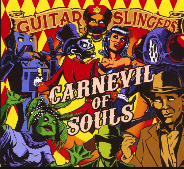 Carnevil Of Souls (CD)