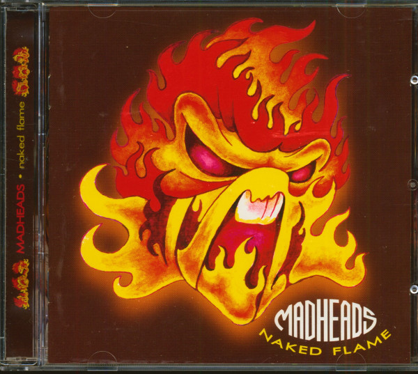 Naked Flame (CD)