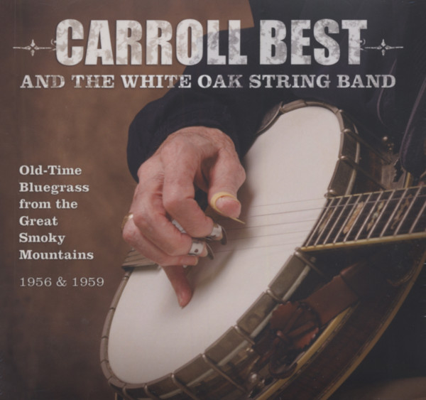 Old-Time Bluegrass From The Great Smoky Mountains (CD & Book)