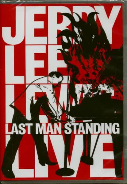 Last Man Standing - Live (DVD, PAL, Code 0)