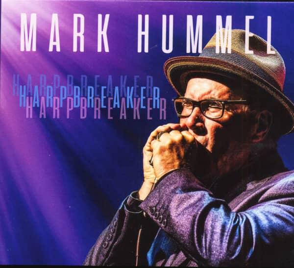 Harpbreaker (CD)