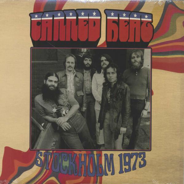 Stockholm 1973 (LP, 180 Gram Vinyl)