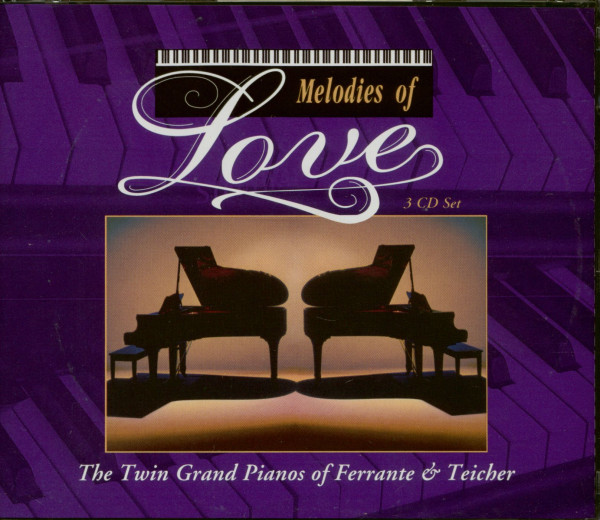 Melodies Of Love (3-CD)