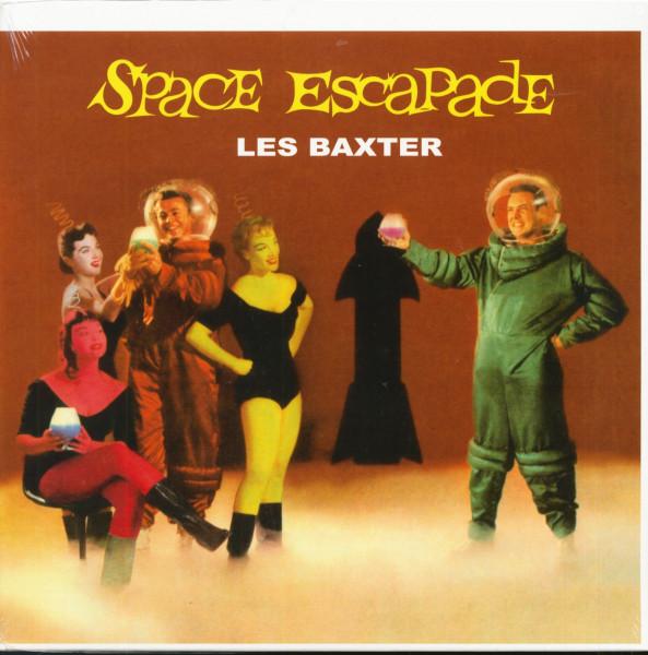 Space Escapade (LP, Limited Edition)