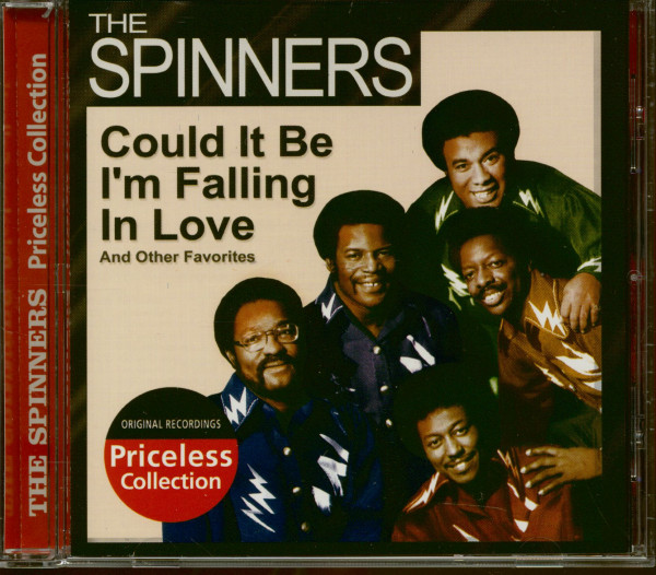 Could It Be I'm Falling In Love And Other Favorites (CD)