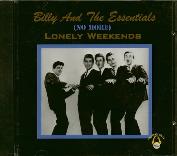 No More Lonely Weekends (CD)