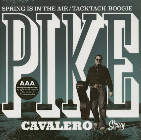 Spring Is In The Air - Tack Tack Boogie (7inch, 45rpm, PS)