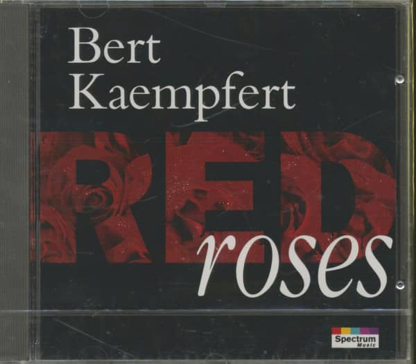 Red Roses (CD)
