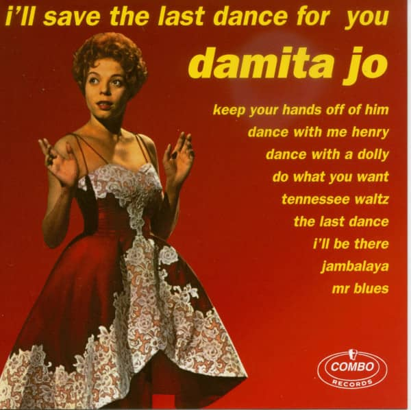 I'll Save The Last Dance For You (CD)