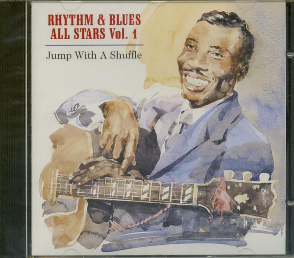 Rhythm & Blues Allstars - Jump With A Shuffle