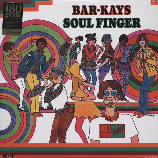 Soul Finger (1965) 180g Vinyl