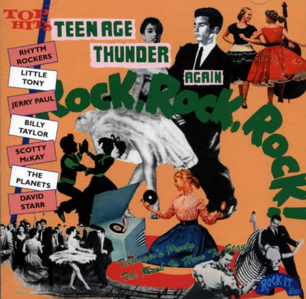 Teenage Thunder Again