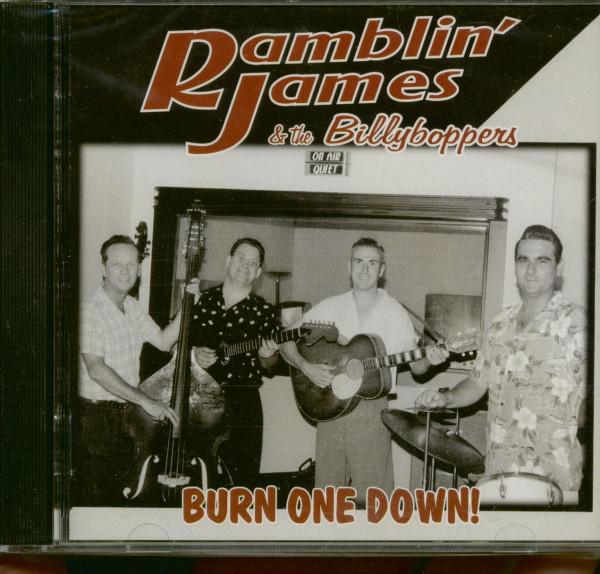 Burn One Down (CD)
