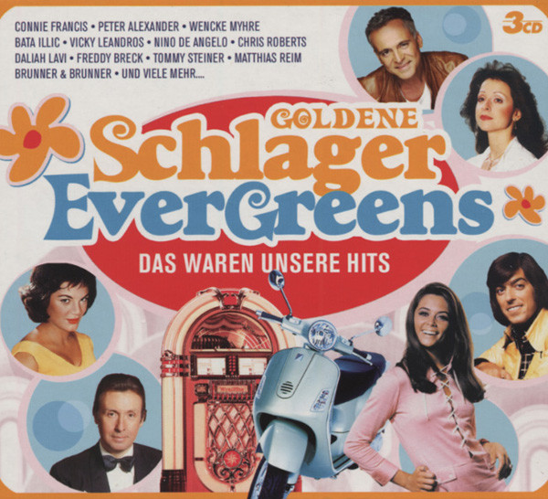 Goldene Schlager Evergreens (3-CD)