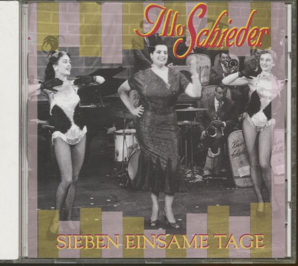 Sieben einsame Tage (CD)