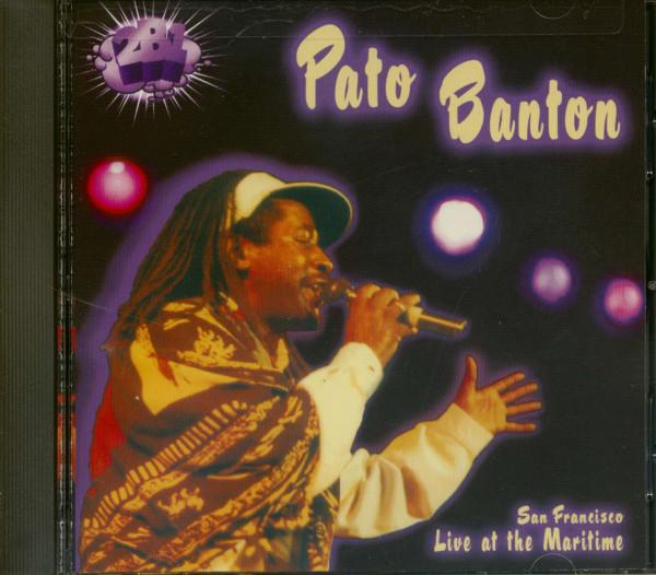 Live at Maritime San Francisco (CD)