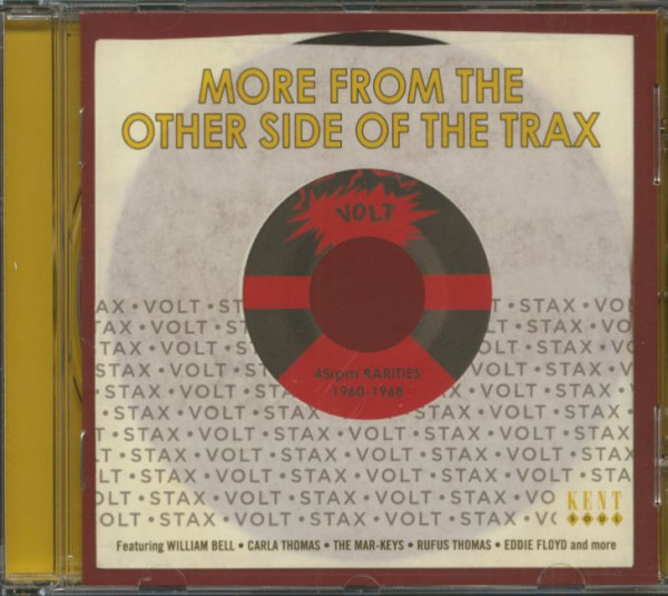 More From The Other Side Of The Trax (CD)